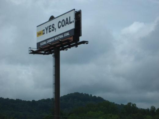 Yes, Coal. Charleston, WV