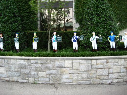 Jockeys, Lexington, KY