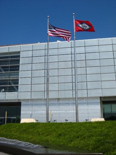 Clinton Presidential Center, Little Rock, Arkansas